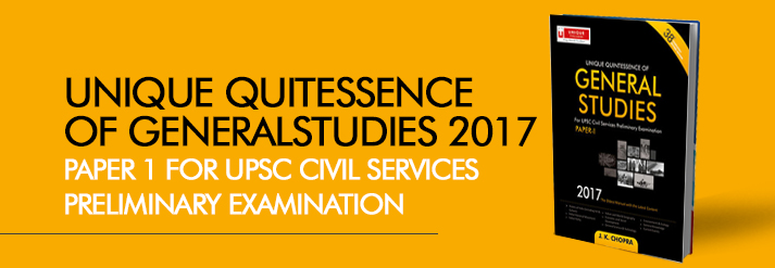 Unique Quitessence Of Generalstudies 2017 Paper 1 For Upsc Civil Services Preliminary Examination