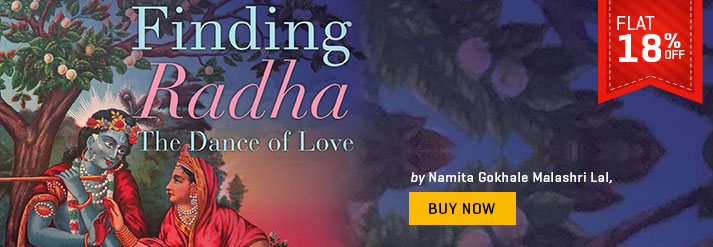 FINDING RADHA : THE QUEST FOR LOVE