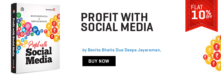 PROFIT WITH SOCIAL MEDIA