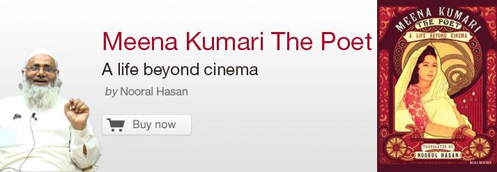Meena Kumari the Poet