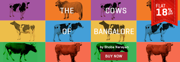 COWS OF BANGALORE & HOW I CAME TO OWN ONE