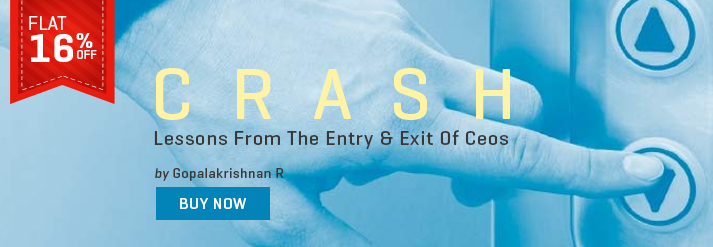 CRASH : LESSONS FROM THE ENTRY AND EXIT OF CEOS