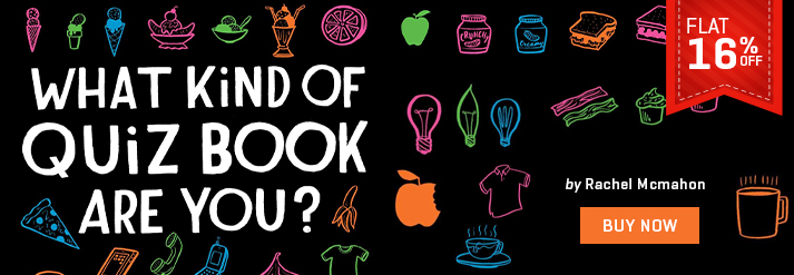 WHAT KIND OF QUIZ BOOK ARE YOU : PICK YOUR FAVOURITE FOODS CHARACTERS & CELEBRITIES