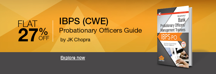 IBPS (CWE) Probationary Officers Guide