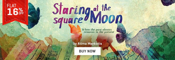 STARING AT THE SQUARE MOON
