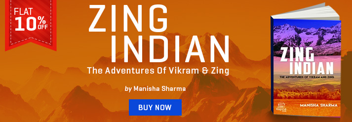 ZING INDIAN : THE ADVENTURES OF VIKRAM AND ZING SIP