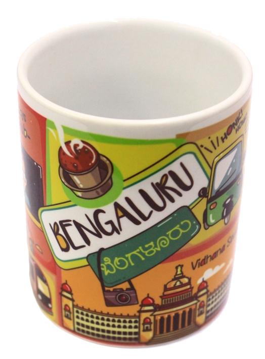 Store67 Mug - Bengaluru city
