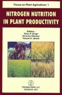 Nitrogen Nutrition In Plant Productivity