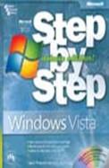 Windows Vista Step By Step W/Cd