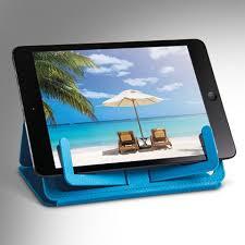 Travel Book Rest - Beachy Blue