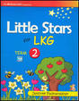 Little Stars For Lkg - Term 2