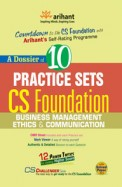 Business Management Ethics & Communication A      Dossier Of 10 Practice Sets Cs Foundation : Code