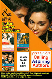 Mills Boon Indian Author Collection Set Of 3 Books : Bollywood Fiance For A Day/His Monsoon Bride