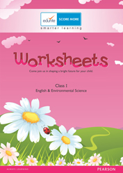 Class 1 English & Environmental Science- Worksheet