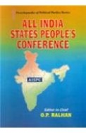 All India States Peoples Conference Set Of 4 Vol