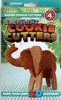 Suck Up Random 3D Safari Cookie Cutters