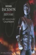 Michael Jackson: History Official 18-Month Calendar