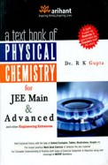 A Textbook of Physical Chemistry for JEE Main & Advanced and Other Engineering Entrances