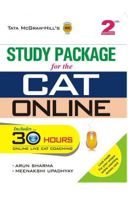 Study Package For The Cat Online W/Cd