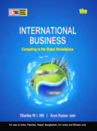 International Business Competing In The Global Market Place