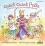 Quack Quack Polka: A Fun Tune to Say You Are Wonderfully Made