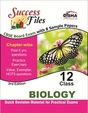 Biology Class 12 Success Files Board Exam With 8   Chapter Wise Sample Papers New Pattern : Cbse