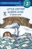 Little Critter Sleeps Over : Step Into Reading 2