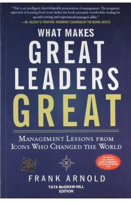 What Makes Great Leaders Great