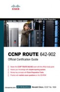 Ccnp Route 642-902 Official Certification Guide W/Cd