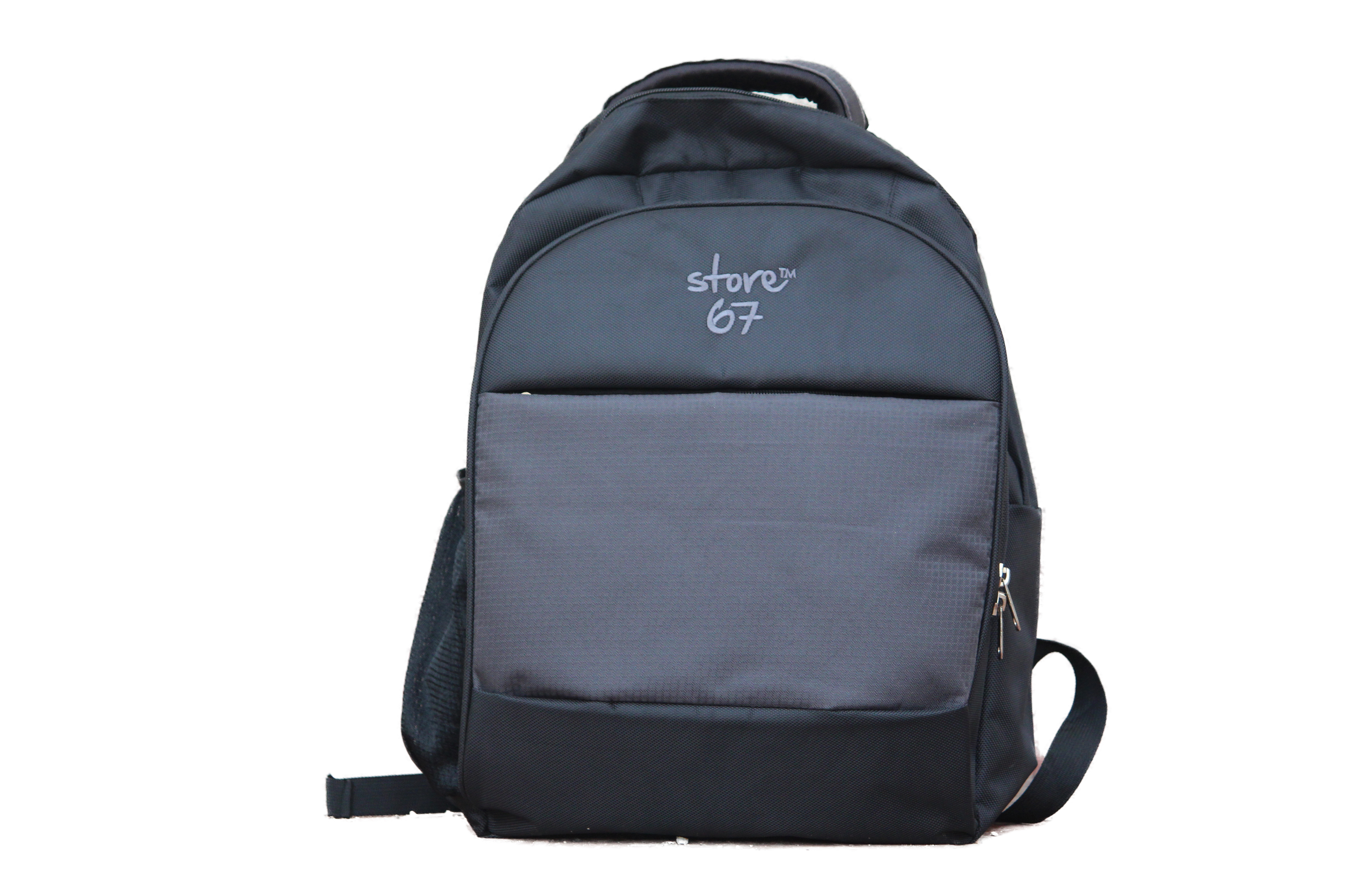 Backpack with Laptop - Black