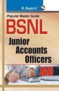 Bsnl Junior Accounts Officers Exam : Popular Master Guide