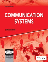 Communication Systems - 4th Edition