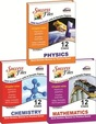 Cbse-board Success Files Class 12 Physics, Chemistry & Mathematics With 8 Sample Papers 3rd Edition