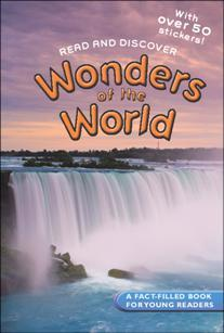 Read & Discover Wonders Of The World : With Over   50 Stickers