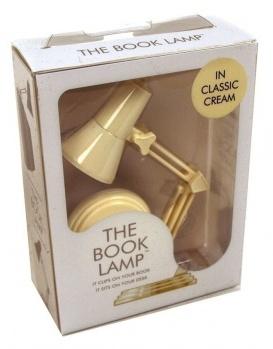 The Book Lamp-Classic Cream