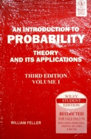 Introduction To Probability Theory & Its Applications Vol 1