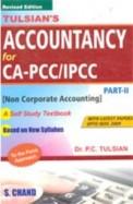 Tulsians Accountancy For Ca Ipc Group 2: A Self Study Textbook