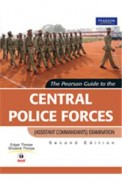 Pearson Guide To The Central Police Forces Assistant Commandants Examination