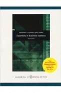 Essentials Of Business Statistics W/Cd