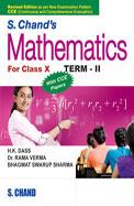 Mathematics Class 10 Term 2 : Cce Cbse
