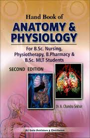 Handbook Of Anatomy & Physiology For Bsc Nursing Physiotherapy Bpharmacy & Bsc Mlt Students