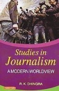 Studies In Journalism A Modern Worldview