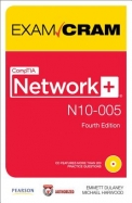 CompTIA Network+ N10-005 Authorized [With CDROM]