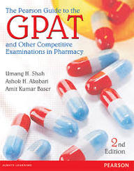Pearson Guide To Gpat & Other Competitive Examination In Pharmacy