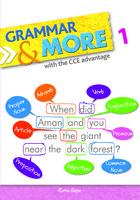 Grammar & More 1 (CCE Edition)