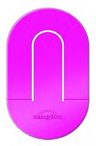 Book End Singles - Pink Gin
