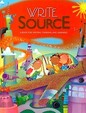 Write Source: A Book For Writing, Thinking And Learning (Write Source Language Series)