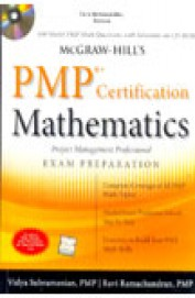 Pmp Certification Mathematics Exam Preparation W/Cd