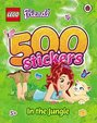 Lego Friends: 500 Stickers Activity