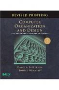 Computer Organization & Design - Harware Software Interface W/cd